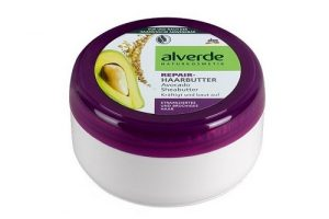 alverde-repair-haarbutter-avocado-sheabutter